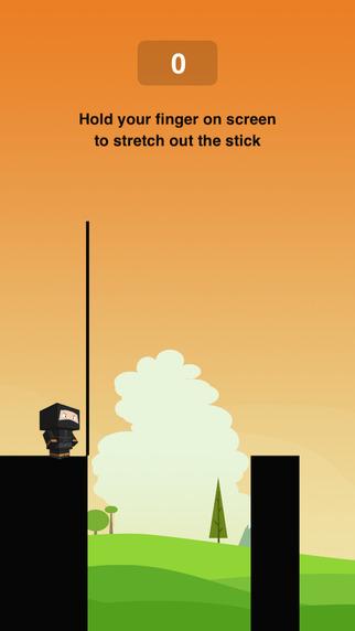 Ninja Stick