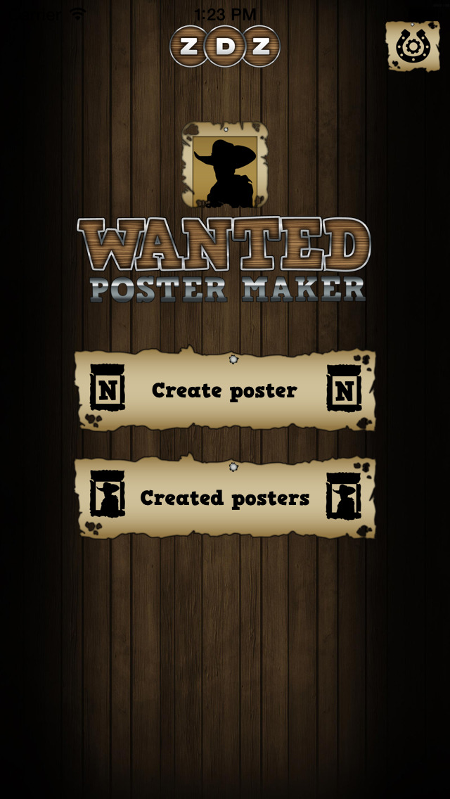 wanted poster maker photo editor  ios