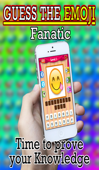 Trivia for Mobile Messenging Fans - Guess the Emoji - Awesome Fun Photo Guess Quiz for Kids