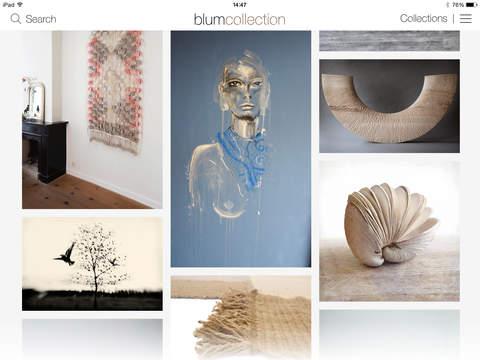 blumcollection lookbook screenshot 1