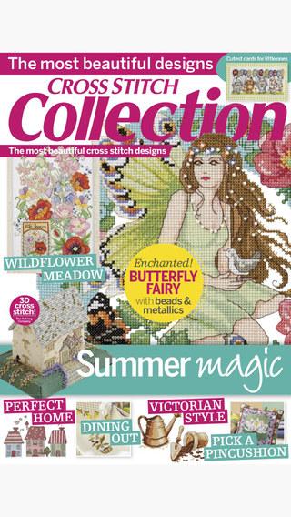 Cross Stitch Collection Magazine