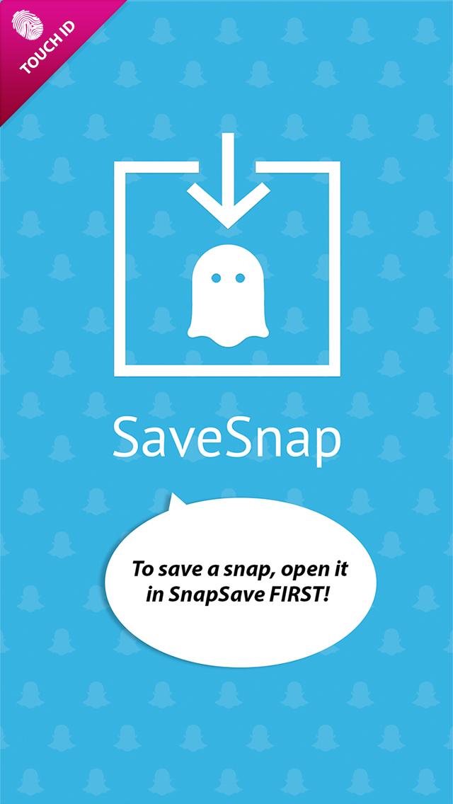 SaveSnap Pro for SnapChat screenshot 1
