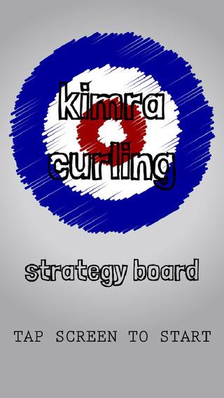 Curling Strategy Board Free