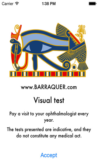 Test Visual