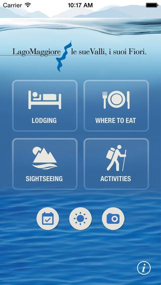 Lake Maggiore App