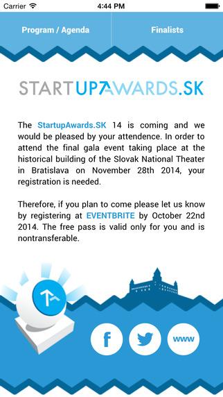 StartupAwards
