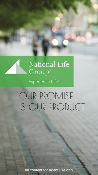 National Life Group Agent App