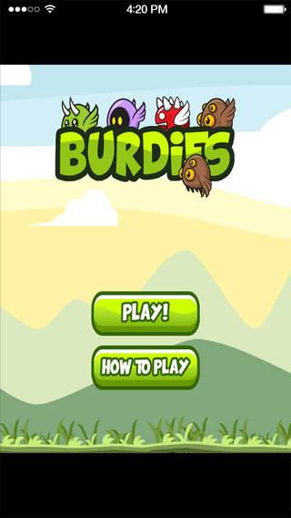 Burdies Bird