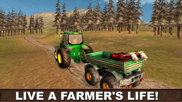 Farming Tractor Driver 3D Screenshots
