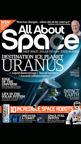 All About Space Magazine: Discover the wonders of the universe and cosmos