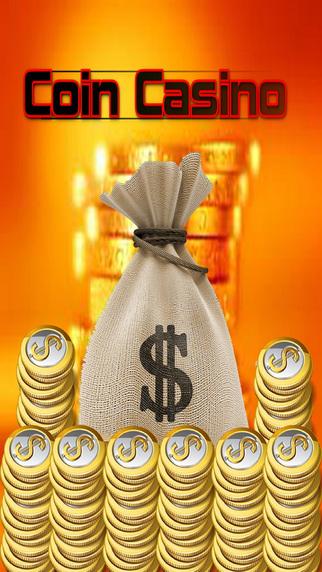 A Coin Casino Cash Money Pusher