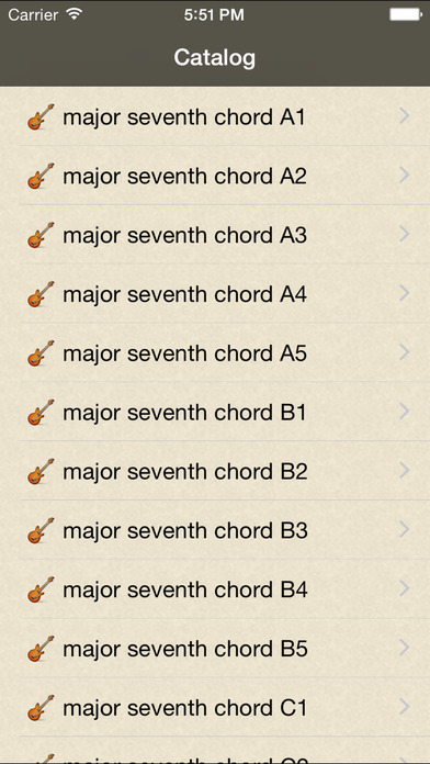 practice guitar chords - appPicker
