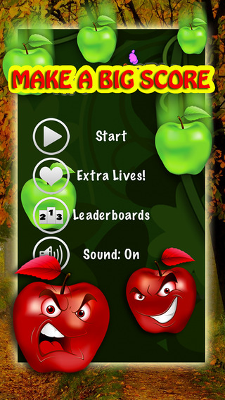 Tappy Apple - Don't Tap The Red Apple - Best Addic