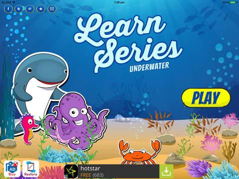 Learn Underwater