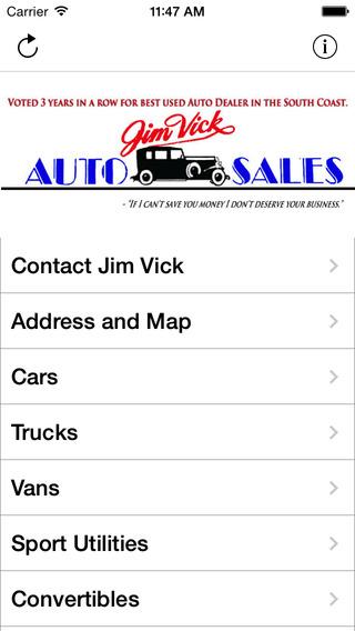 Jim Vick Auto Sales