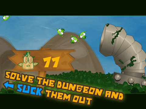 Lil Big Invasion: Dungeon Buzz Screenshots