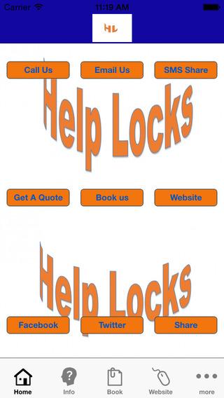 Help Locks