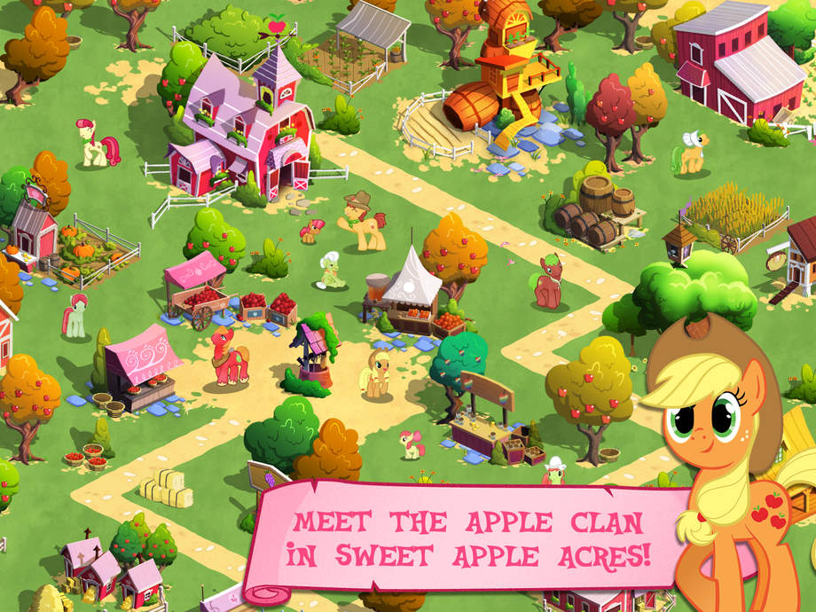 MY LITTLE PONY - Friendship is Magic - iPhone Mobile Analytics and App Store Data