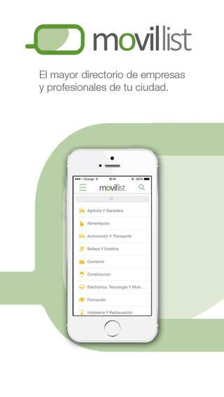 Movil List