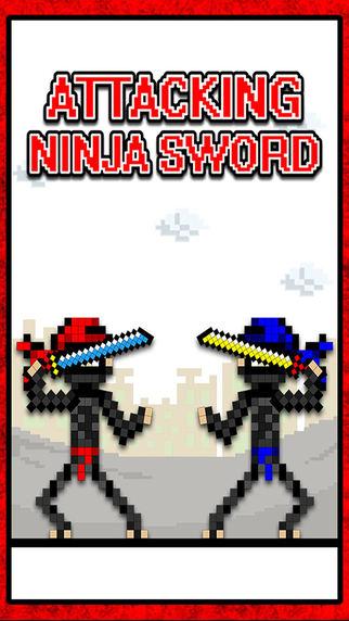 Attacking Ninja Sword Duel : Super Fast Reflex Fight PRO