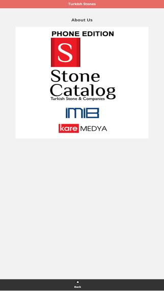 Turkish Stones Catalog