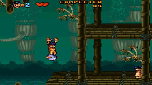 Cave Ninja 2