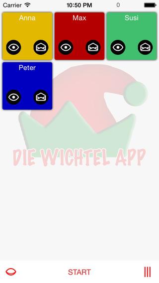 Die Wichtel App
