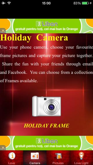 Holiday Frames Photos