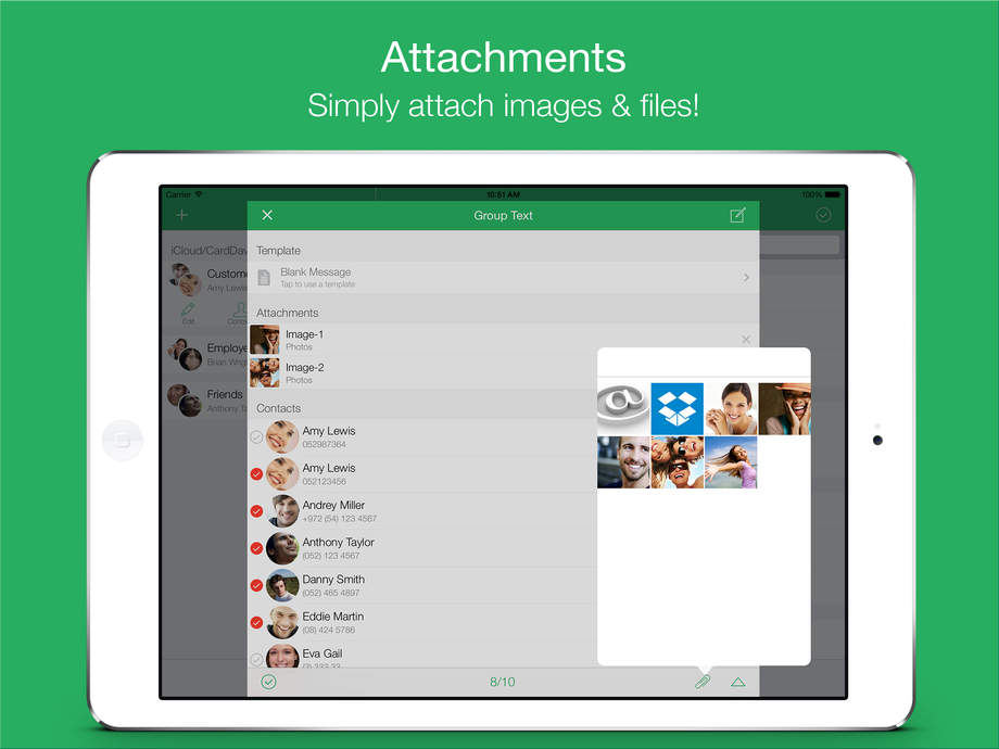 Text 2 Group Pro – Quickly send SMS messages - iPhone Mobile Analytics and App Store Data