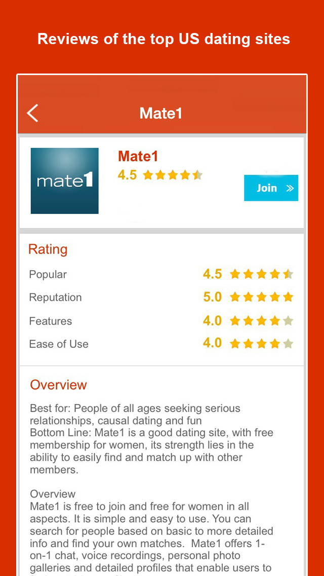 best dating app in usa