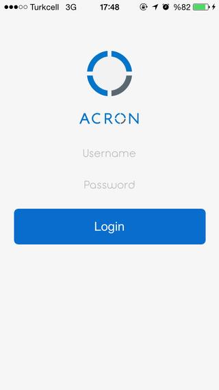ACRON SD
