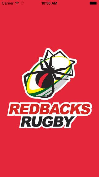 Redbacks Rugby Club - Sportsbag