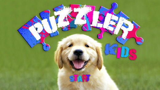 puzzler kids - puppies