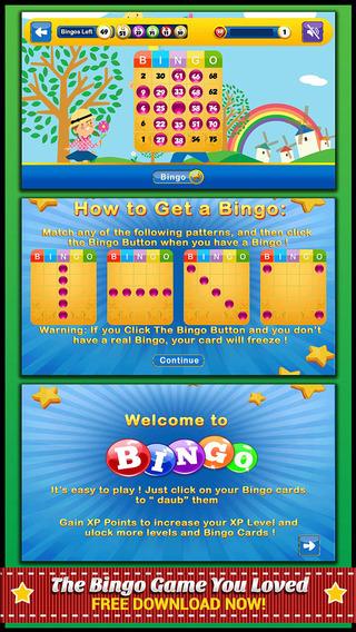 BINGO BOMBAR - Play Online Casino and Gambling Card Game for FREE