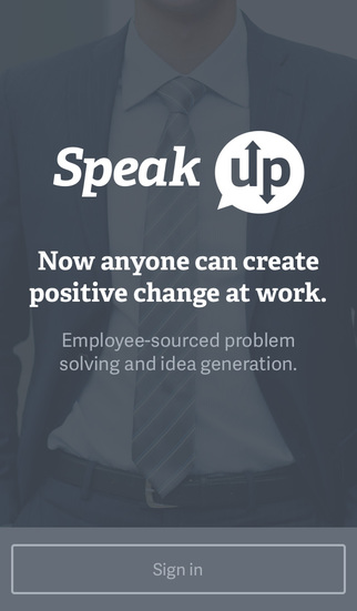 SpeakUp - Create Positive Change At Work