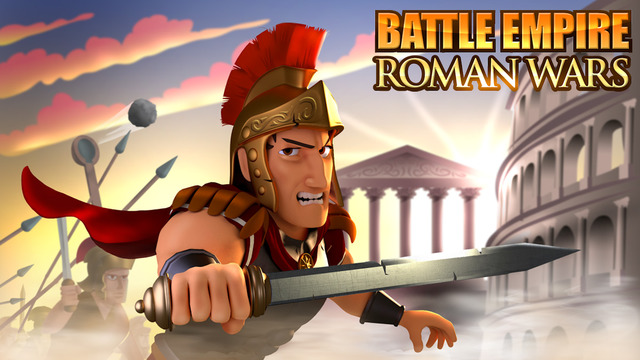 Battle Empire: Roman Wars - City Building and Battling for a Nation in the Roman and Spartan era bui