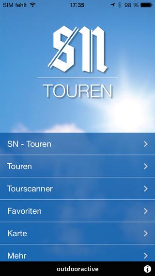 Salzburger-Nachrichten-Touren-App