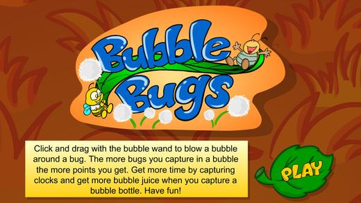 Bubble Bugs Catcher