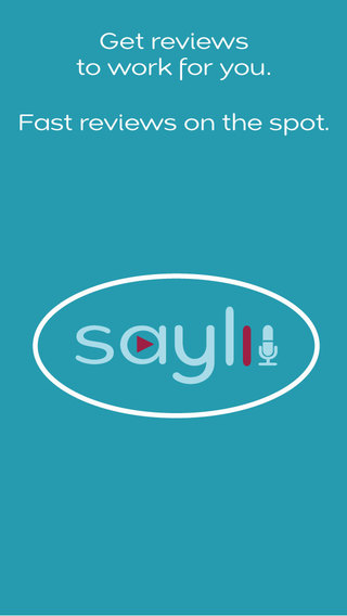 SAYLII - The New Way to Review