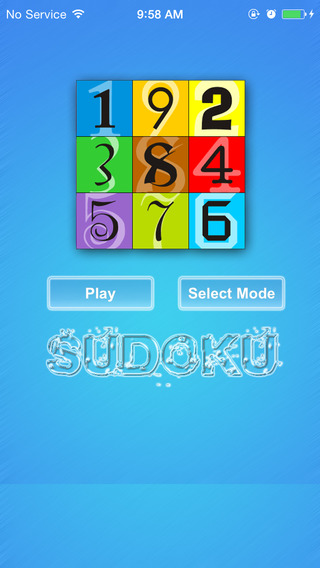 Sudoku Difficult Game