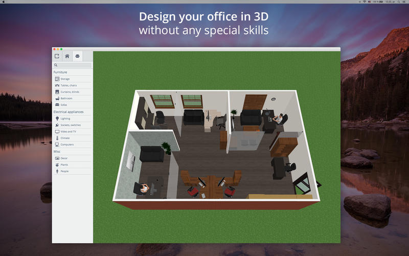 Office Design 5d Office Plans Interior Design And Decor