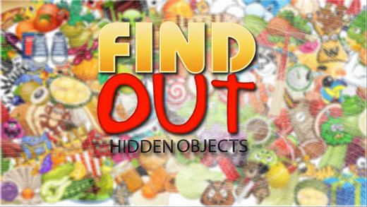 Find Out Hidden Objects