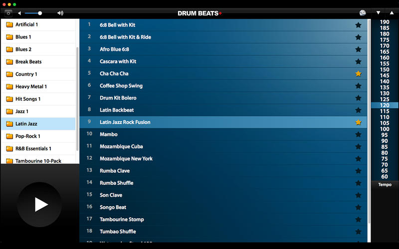 Drum Beats+ (Rhythm Metronome, Loops & Grooves Machine) Screenshots