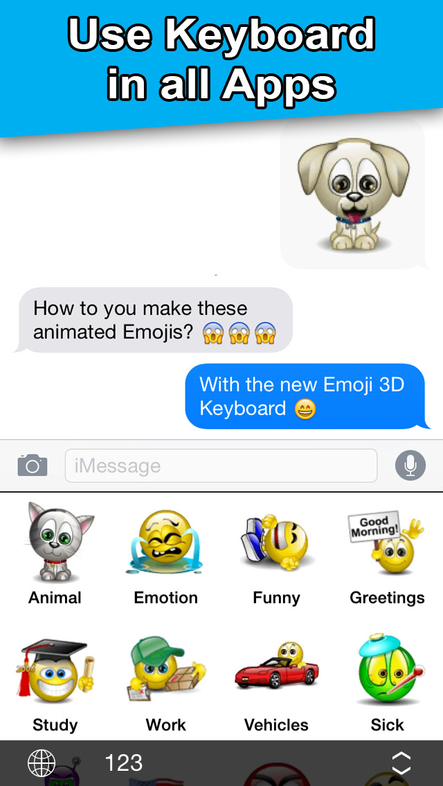 how to use emojis on facebook app