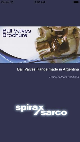 Spirax Sarco Ball Valves