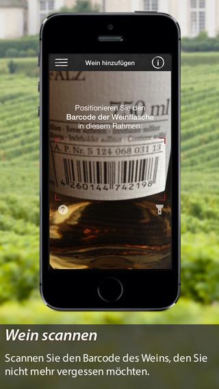 NAVINUM Wein Scanner - Weine scannen bewerten und kaufen