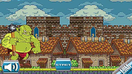 A Angry Goblin Creature - Medieval Kingdom Puzzle Escape PRO