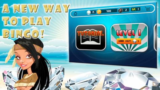 AAA Treasure Island Bingo Jewels Story - Lucky Las Vegas Edition