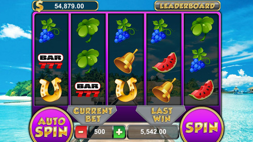Tropical Bets - Free Casino Slots Game