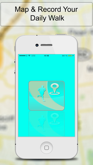 Walk Tracker - Real Time Path Detector Free